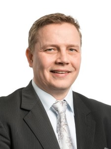 Kim Malmivaara, Kuntotarkastukset-osaston johtaja.